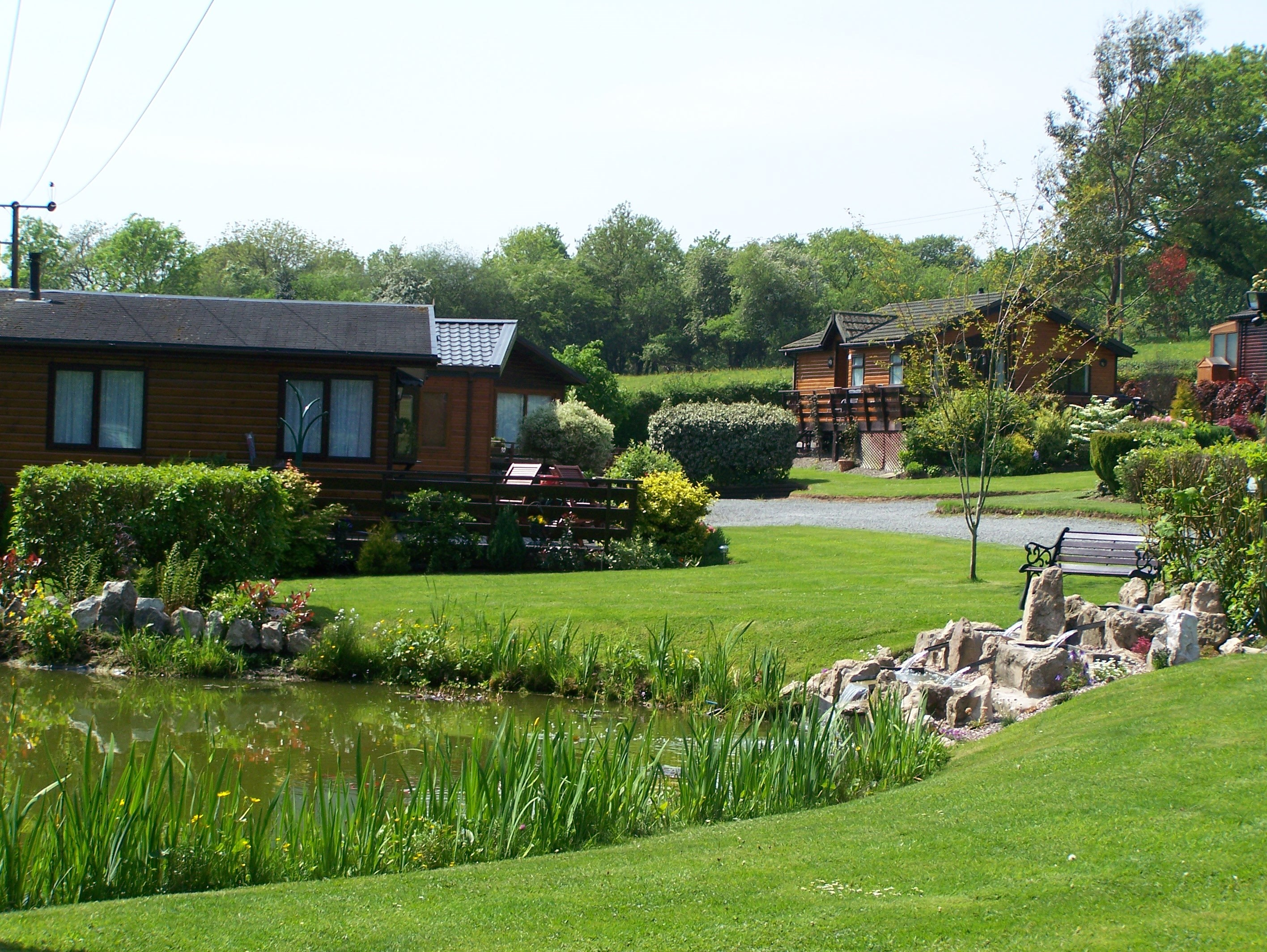 Orleton Rise Holiday Home Park Lodges