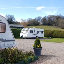 Touring Caravan Pitches at Orleton Rise Holiday Park